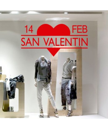 San Valentín 14 Feb