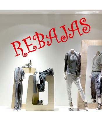 Rebajas decorativo